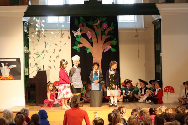 year 1 d assembly 007