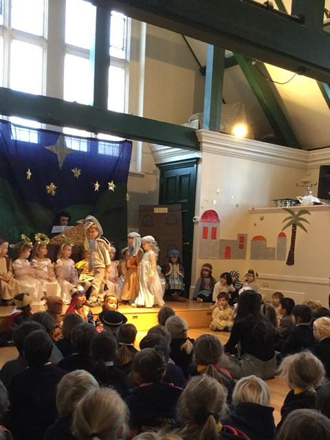The Nursery perform 'A King is Born'