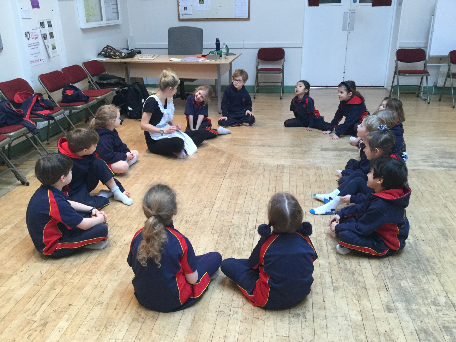 1H Drama Workshop