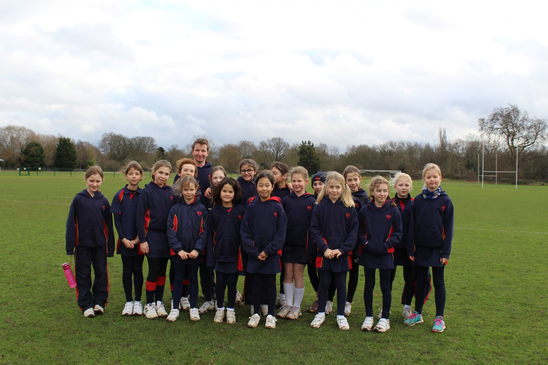 Cross Country Championships Form 4, 5 & 6