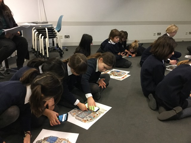 Form 3 trip to the British Museum