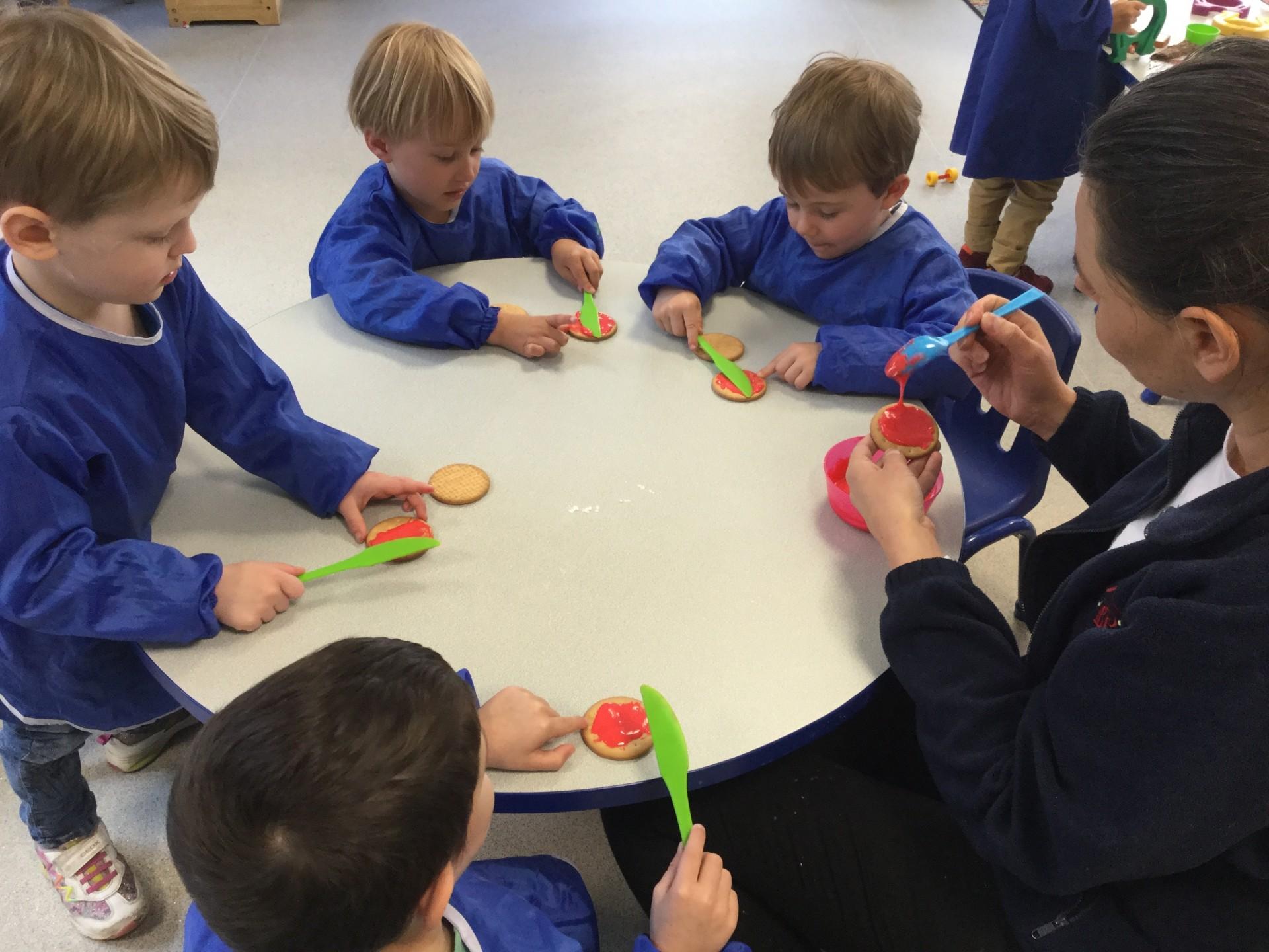 Nursery and the Marvellous Minibeasts