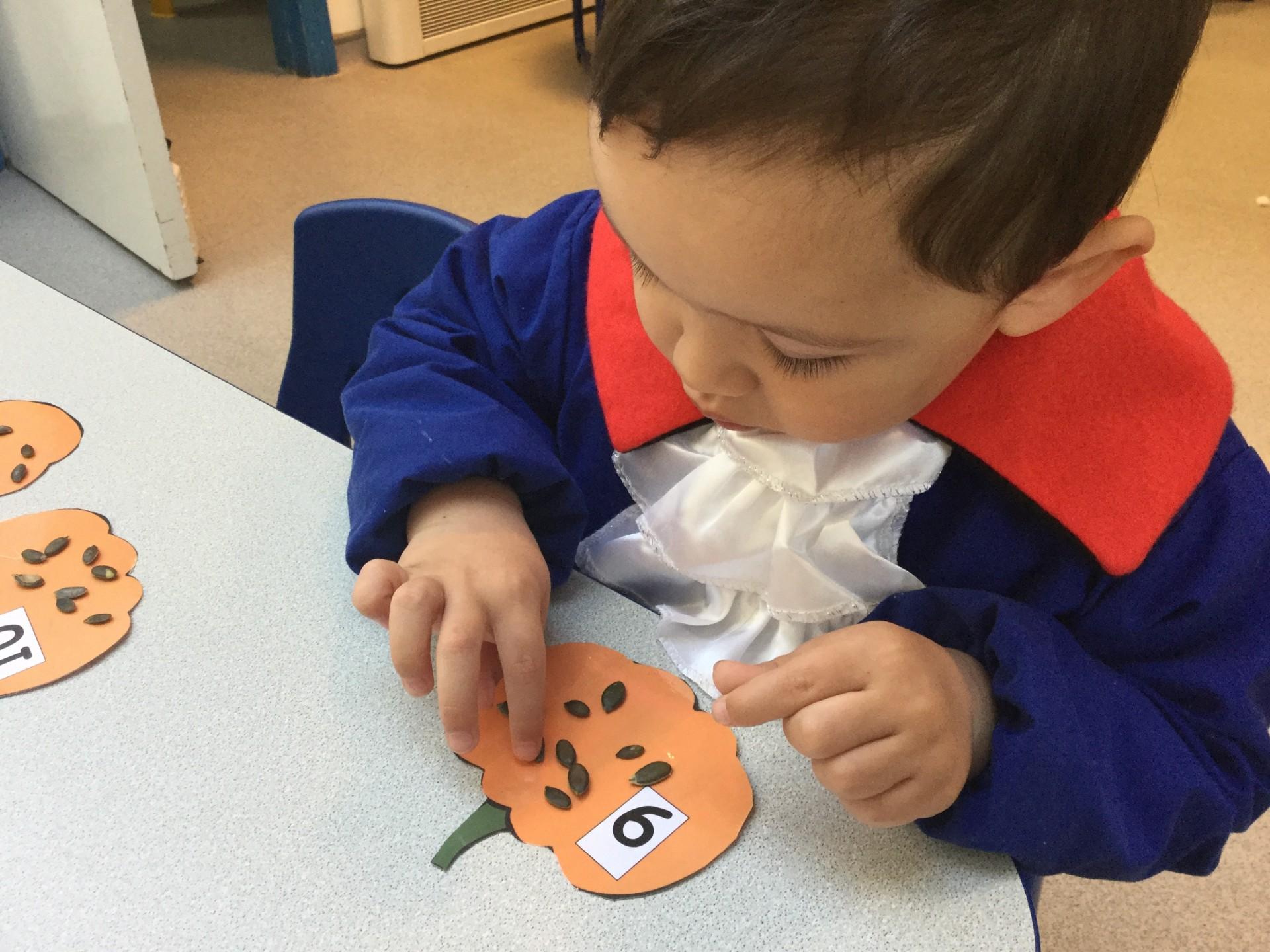 Happy Halloween from Nursery!