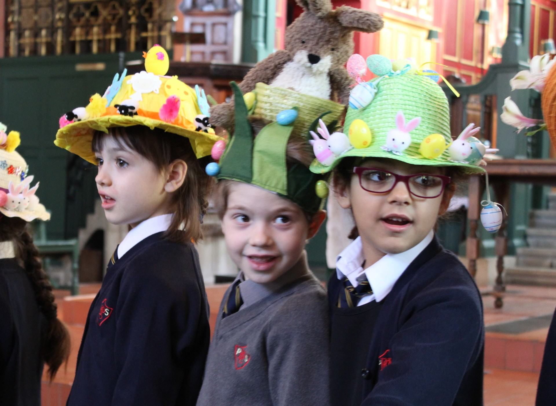 Annual Easter Bonnet Parade