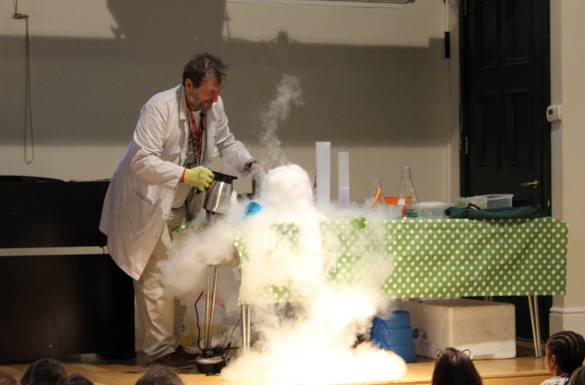 Science Week: Sublime Science visit CBPPS!