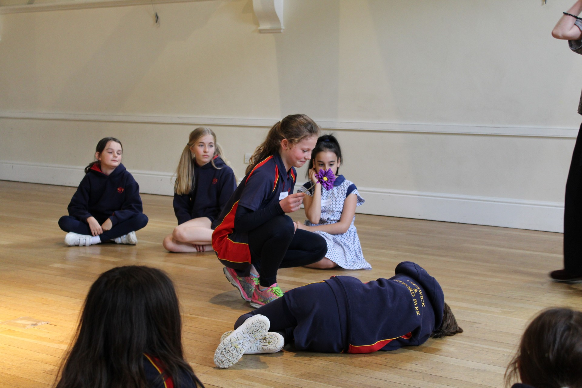Forms 5 & 6 Shakespeare Workshop