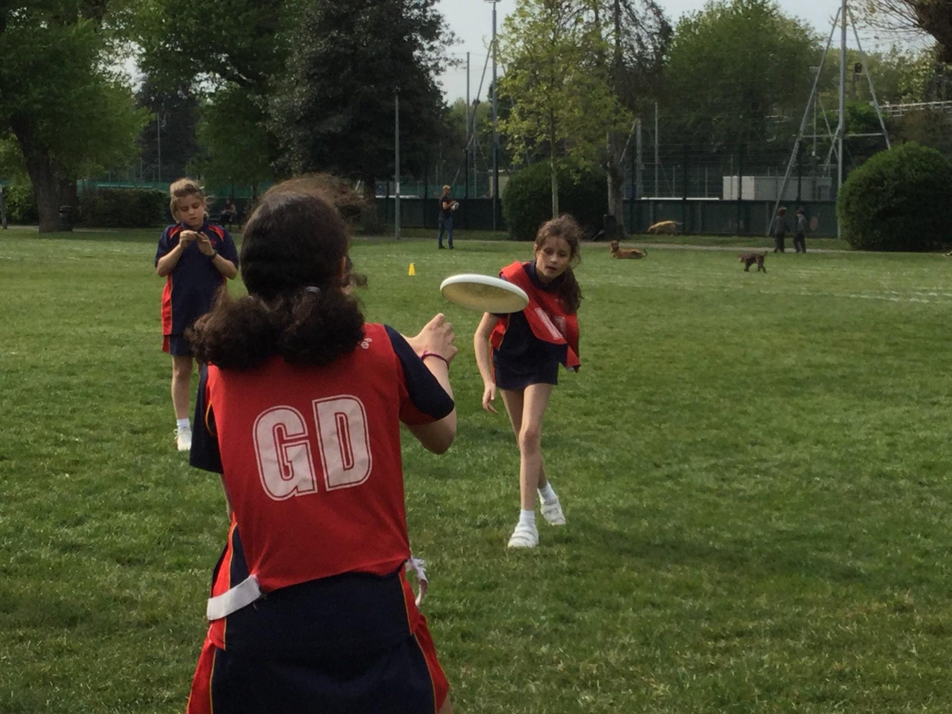 Sports Week – Ultimate Frisbee