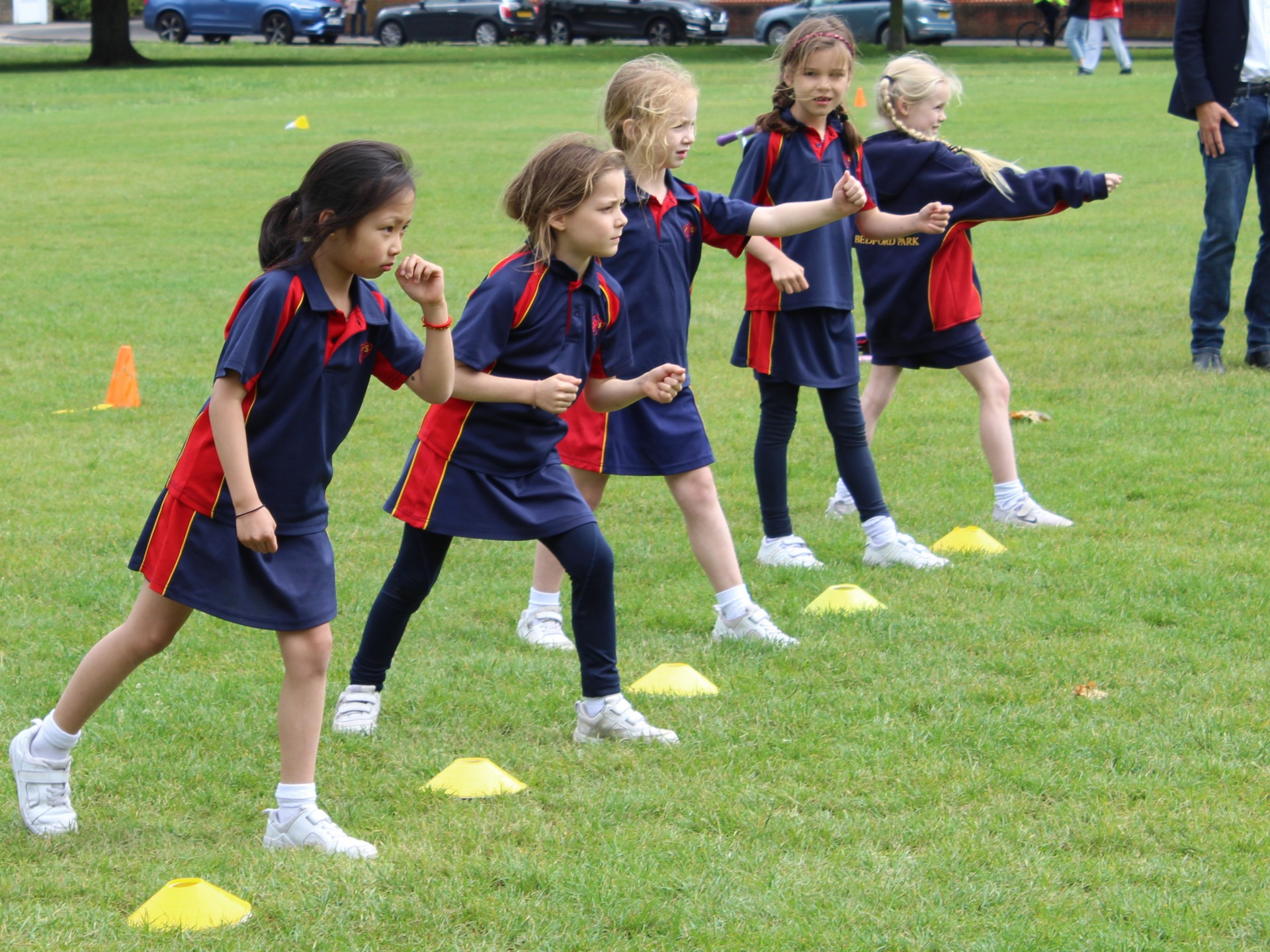Year 2 Sports Day