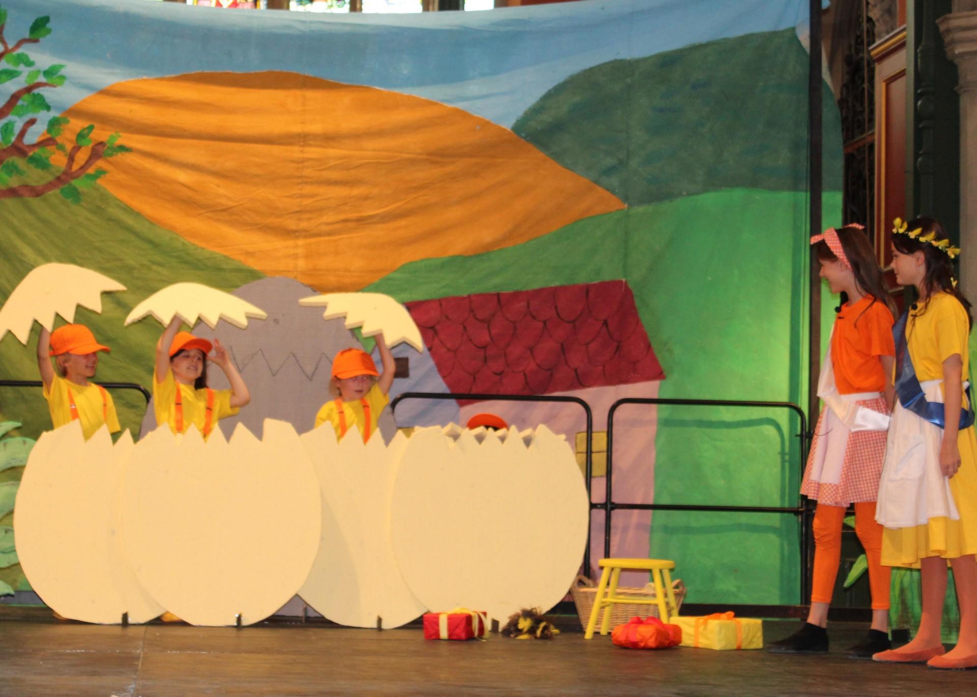 Sensational performances at the CBPPS Summer Show!