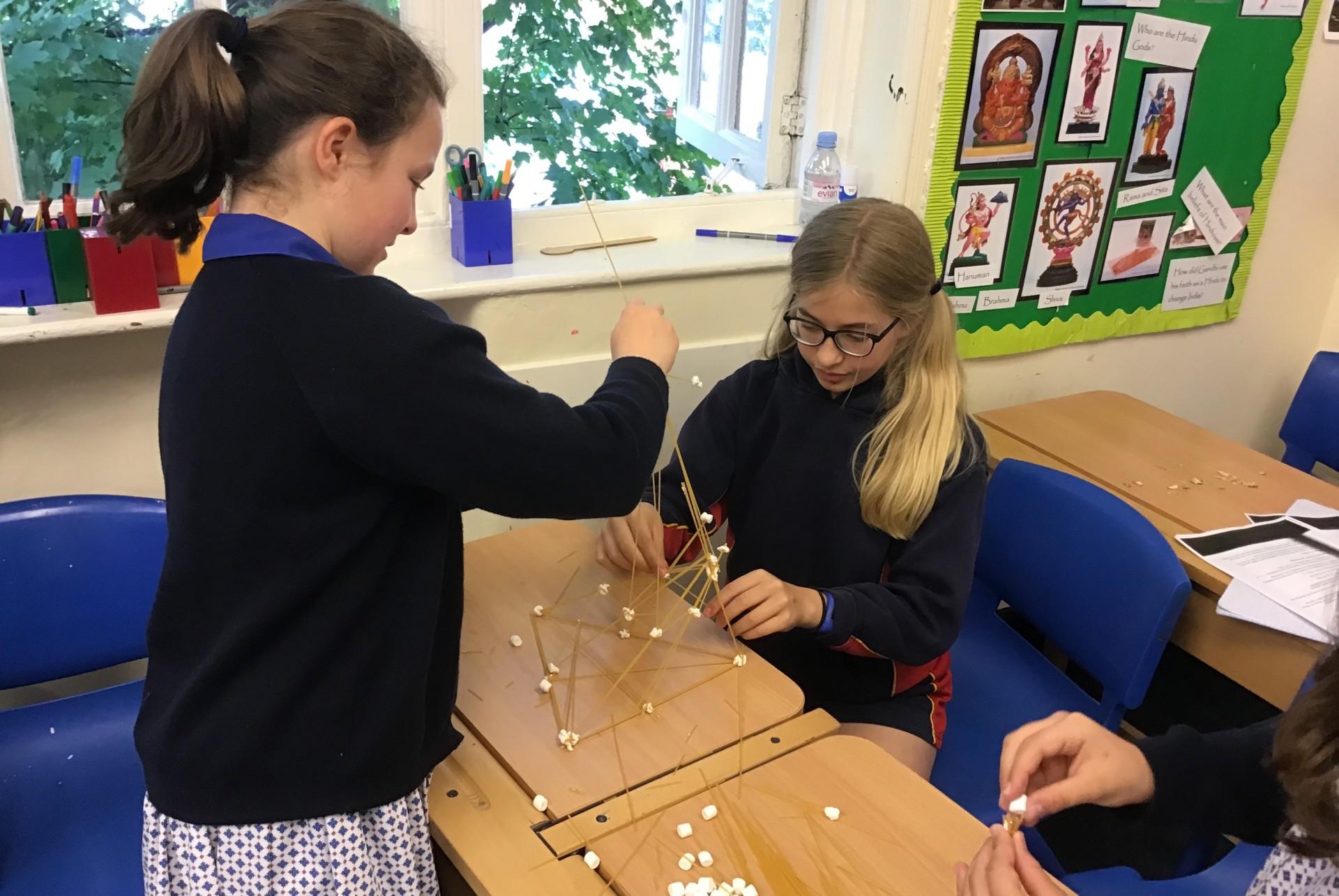 Fun STEM activities in Form 6 Science