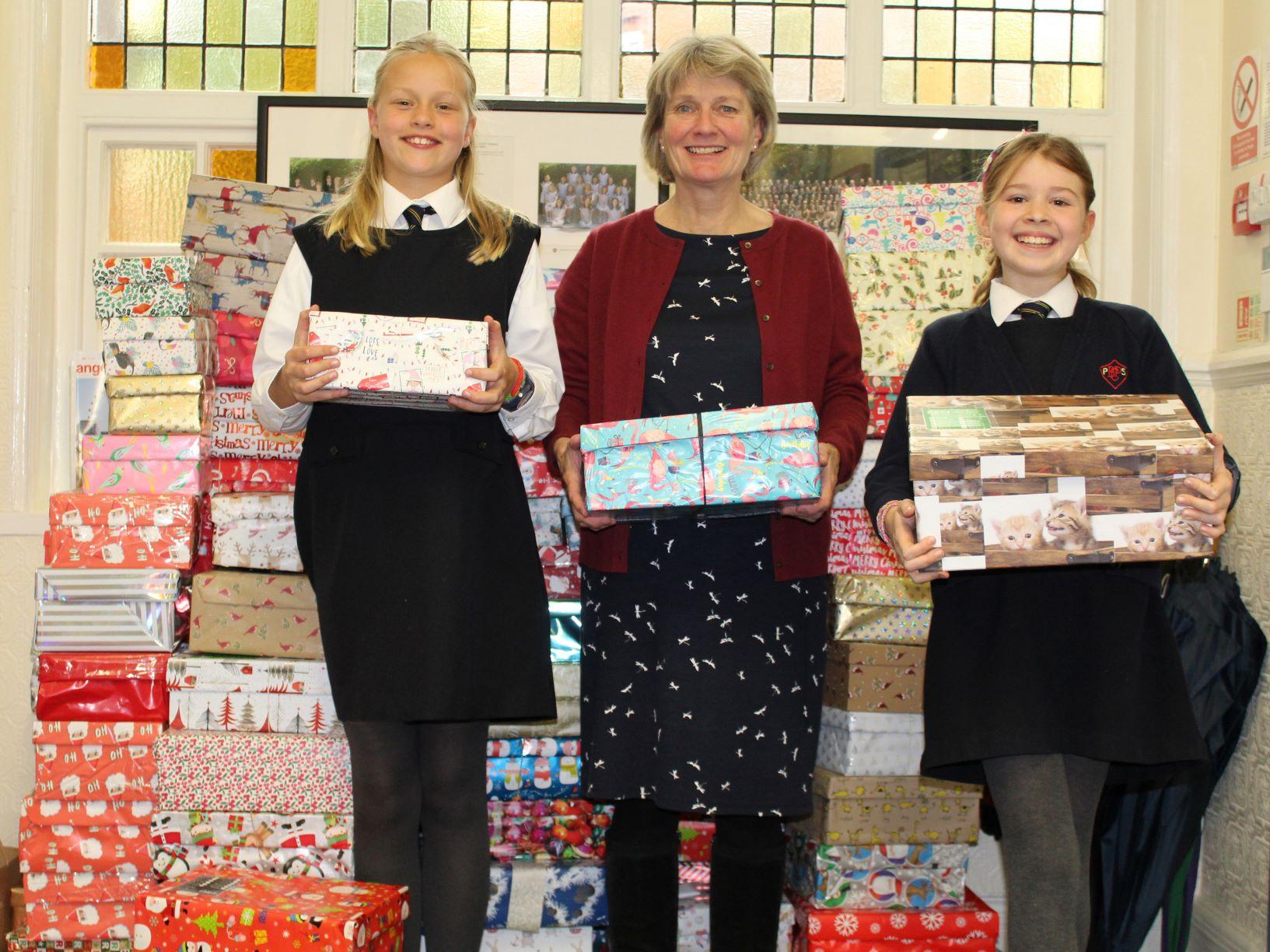 FSCI Christmas Box Appeal