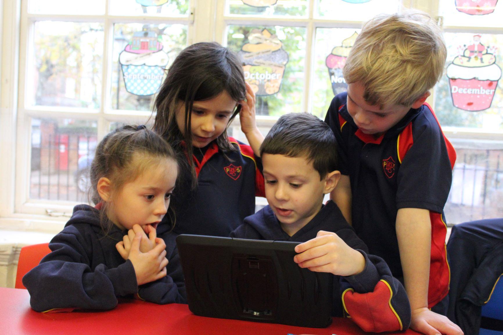 Form 1 celebrate Kindness Week in computing