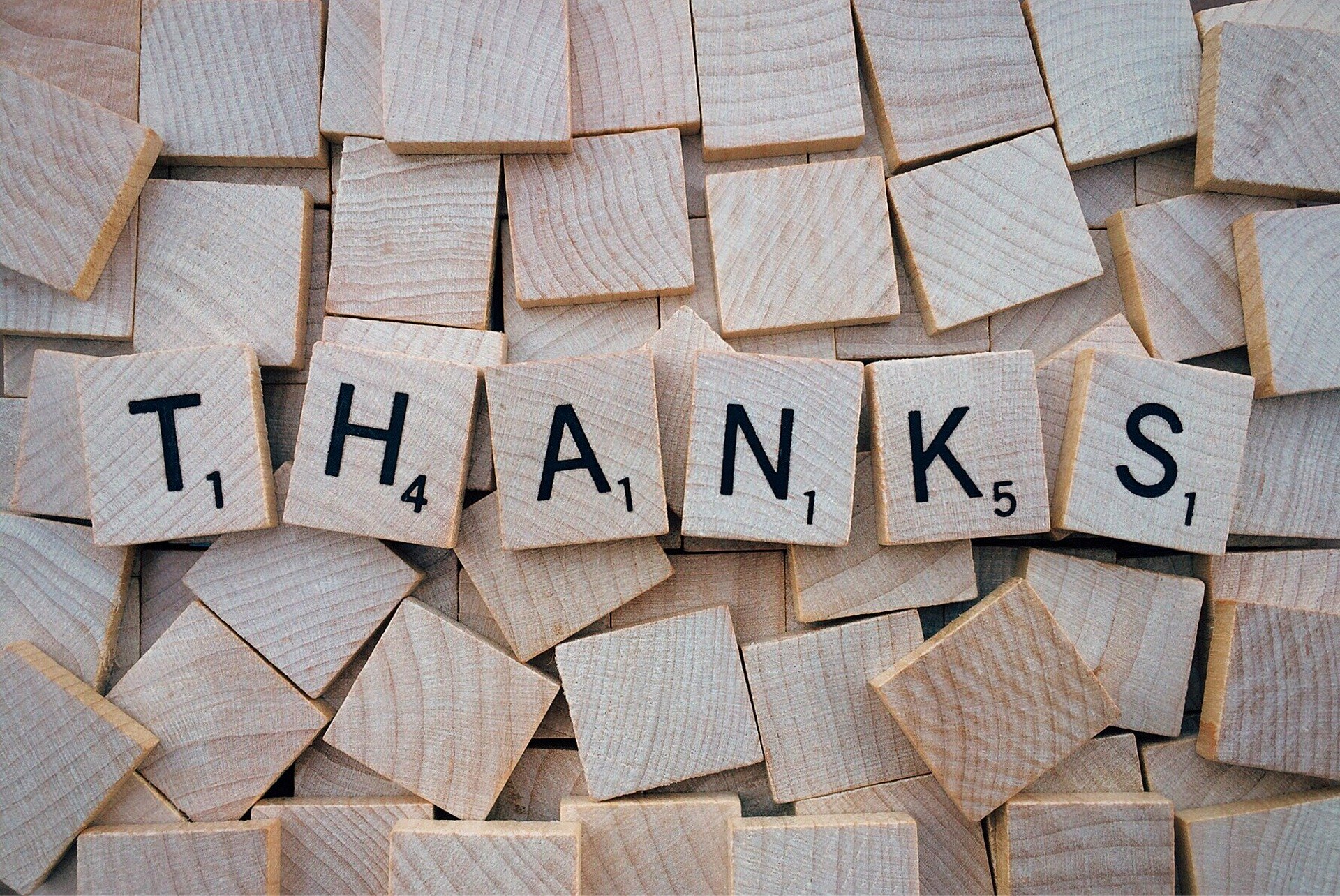 Value of the Month – Gratitude